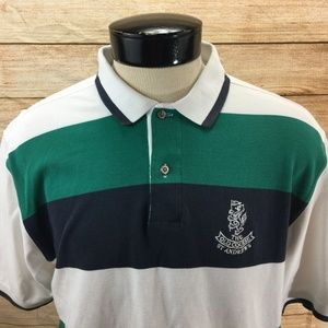 Vintage Slazenger Polo Shirt The Old Course